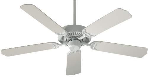 Quorum International Capri White Energy Star 52-Inch Ceiling Fan by Quorum