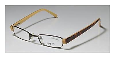 Ogi 2199 Mens/Womens Rx Ready Exclusive Designer Full-rim Flexible Hinges Eyeglasses/Eyewear