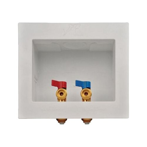 Sharkbite 25098 Washing Machine Outlet Box Kit
