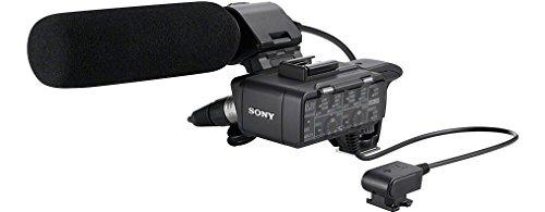 Sony XLRK1M.CE XLR-K1M Adapter-Set mit XLR-Box und Richtmikrofon