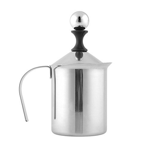 Webat 400ml Stainless Steel Milk Frother