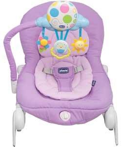 Amazon.com: Chicco Balloon Bouncer – Color Lila.: Baby