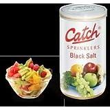 Catch Spices Black Salt Sprinkler 200gms