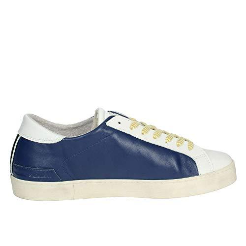 27 bleu Homme t e Sneakers Hill Low a Blanc D Petite CR6Xw