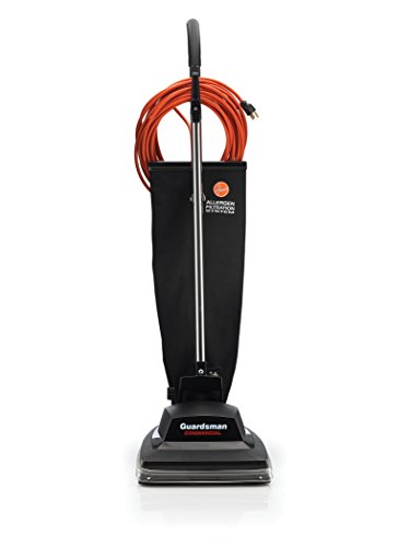 Hoover Commercial C1431-010 Guardsman Industrial Upright Vacuum