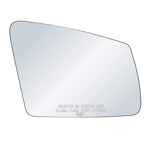 enger Right Side Mirror Glass Replacement fits Mercedes Benz C/CL / E/GLA / GLK/S Class AMG by Rugged TUFF ()