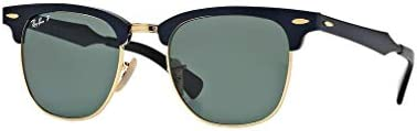 Ray Ban RB3507 CLUBMASTER ALUMINUM Sunglasses product image