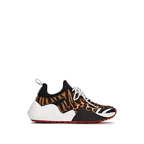 Kenneth Cole New York Maddox Animal Print Jogger Sneaker
