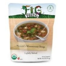 Fig Food Nonna's Minestrone Soup, 14.5oz (Pack of 6) by Fig Food
