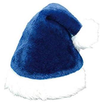 f066d3acde7 Amazon.com  Fun Express Assorted Color Santa Hats (1 Dozen) - Bulk ...