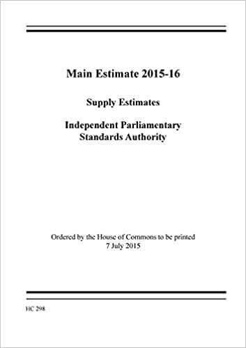 Independent Parliamentary Standards Authority