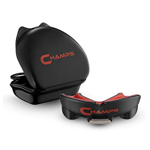 Champs-Breathable-Mouthguard-for-Boxing-Jiu-Jitsu-MMA-Muay-Thai-Sports-and-Wrestling-Easy-Fit-Boxing-Mouthguard-Super-Tough-MMA-Mouthguard-Combat-Sports-Mouthpiece