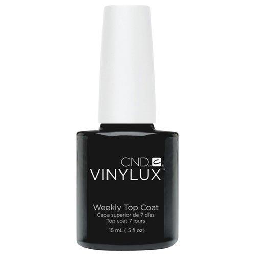 Creative Nail Nail Creative Design Vinylux Nail Lacquer, hebdomadaire Top Coat, 0,5 Fluid Ounce