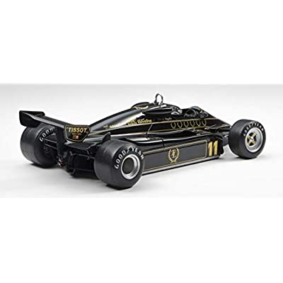 Ebbro 1/20 Scale Team Lotus Type 91, 1982 British Grand Prix Race Car Plastic Model Kit # 20012: Toys & Games