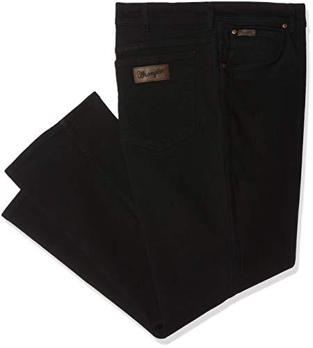 Jeans Overdye 004 noir Texas Tonal Homme Wrangler Noir 0wqOESxYY