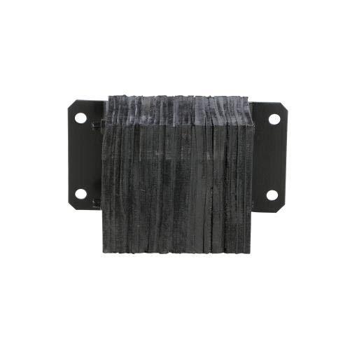Vestil 1014-6, Type A Laminated Dock Bumper Projection (Pack of 3 pcs)