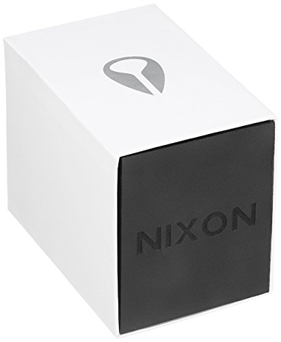 Nixon Women's A4672218-00 38-20 Leather Analog Display Japanese Quartz Multi-Color Watch