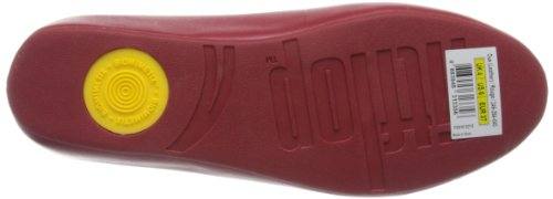 Fitflop Ballerine Donna Ballerine Fitflop Rosso rouge wPTPdY