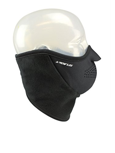 Seirus Innovation 8030 Neofleece Combo Scarf - Face and Neck Masque for Cold Winter (Thermolite Cap)