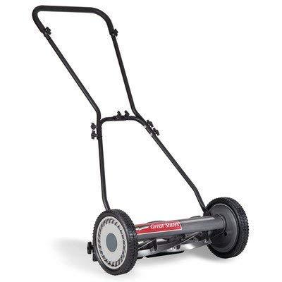 """American Lawn Mower 815-18 18"""" Hand Reel Lawn Mower"""