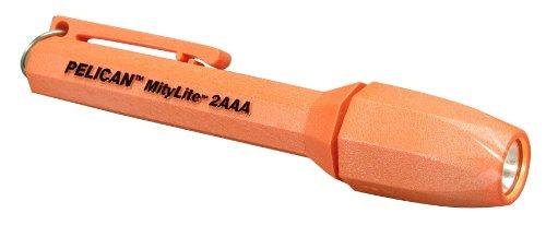 Aaa Xenon Flashlight (Pelican MityLite 1900 Flashlight (Orange))