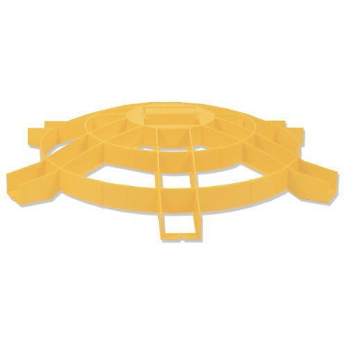 Polylok 3009-SS 20'' Safety Screen for Septic Risers
