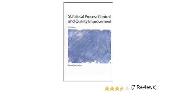 Amazon.com: Statistical Process Control and Quality Improvement ...