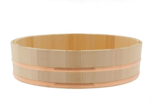 Kotobuki X-Large Hangiri Sushi Rice Mixing Tub