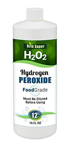 12% H2O2 Hydrogen Peroxide
