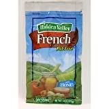 Hidden Valley Fat Free French Dressing Packets - 84 Case 1.5 Ounce