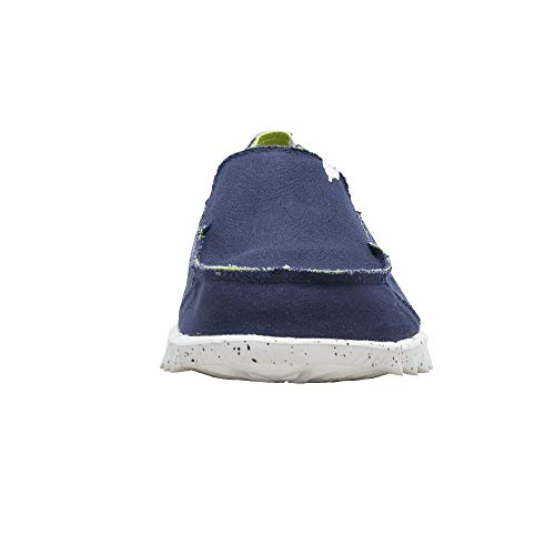 Navy Lime Farty Homme Shoes Bleu Dude Funk P0X8Onkw