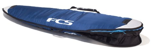 FCS Dual Shortboard board bag 6ft 7inches - Designed to protect 2 boards by FCS