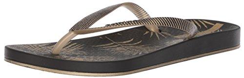 Flop Pine Ipanema Women's Gold Flip Black Ana wSqw0nvUH