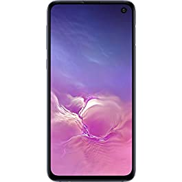 Samsung Galaxy S10e, 128GB, Prism Black – For Verizon (Renewed)
