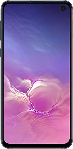 Samsung Galaxy S10e, 256GB, Prism Black - For AT&T (Renewed)
