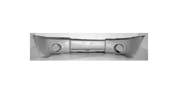 Amazon com: Crash Parts Plus Front Bumper Cover for 2003