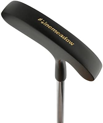 Amazon.com: pinemeadow Golf Regular Negro Zinc Estilo 103 ...