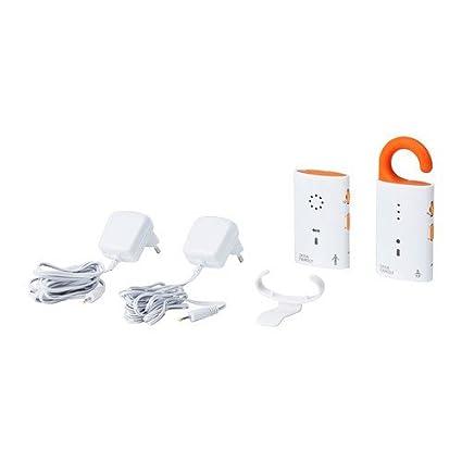 Ongekend IKEA PATRULL Babyphone in weiß: Amazon.de: Küche & Haushalt GT-84