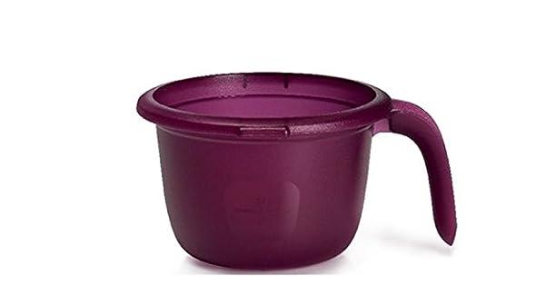 Amazon.com: Tupperware Microondas Arrocera Ronda, Púrpura ...