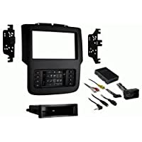 Metra 99-6527B Single/Double DIN Dash Kit for Select 2013-up Ram Trucks