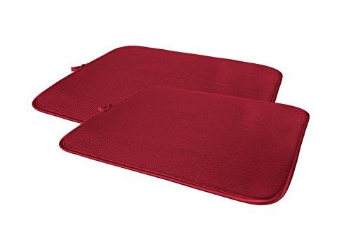 Cuisinart Ultra Absorbent Reversible Dish Drying Mat, 100% P