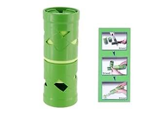 Multifunction Vegetable &amp- Fruit Slicer (Green)
