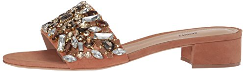Pictures of SCHUTZ Women's Victoria Slide Sandal Toasted S2018000600003 5