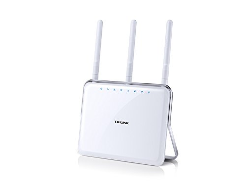 - TP-Link AC1900 Smart Wireless Router - Beamforming Dual Band Gigabit WiFi Internet Routers for Home, High Speed, Long Range, Ideal for Gaming (Archer C9)