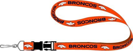 Denver Broncos Lanyard - Orange by aminco