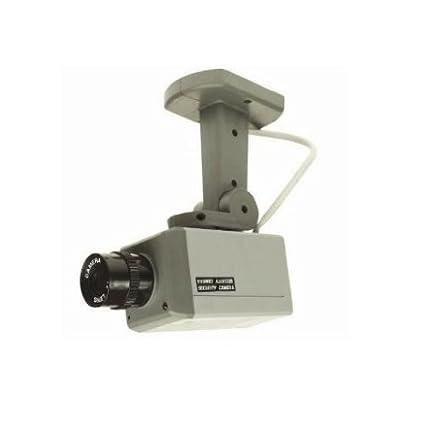 Unitec 47051 - Cámara de vigilancia simuladas