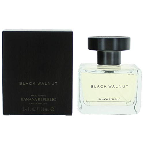 Banana Republic Black Walnut for Men 3.4 Oz Eau De Toilette - Black Walnut Banana