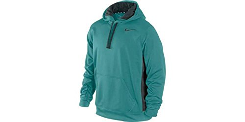 Nike 465784 Knockout Hoody 2.0 – Catalina/alghe