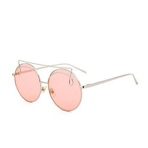 soleil tir Europe lunettes de mode Lunettes unisexe cadre NIFG Amérique de 145 59mm rue et soleil 135 coloré C ronde 76xvwnpYn