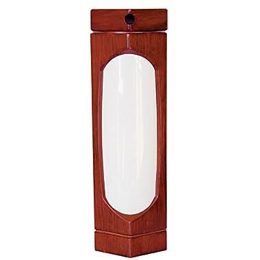 Kosher Innovations Shabbat Lamp Max For shabbos & Yom Tov - Cherry Wood